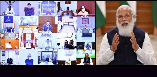प्रधानमंत्री ने नीति आयोग की छठी प्रशासनिक परिषद बैठक के उद्घाटन सत्र को संबोधित किया