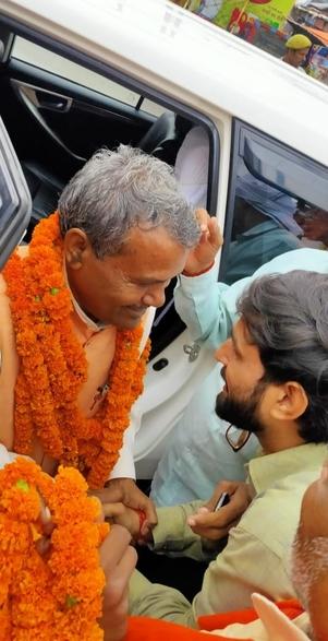 शून्य से शिखर तक का सफर केवल भाजपा में ही संभव है: रमापति शास्त्री