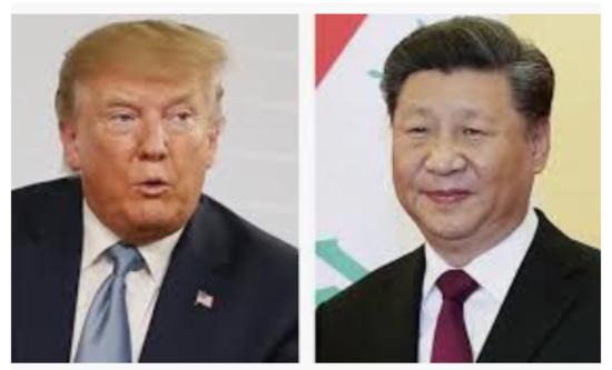 अमेरिका -चीन अब दोनों युद्ध-विराम की स्थिति में - अमेरिका ने कोरोना वायरस को चाइनीज और वुहान वायरस कहना बंद किया!