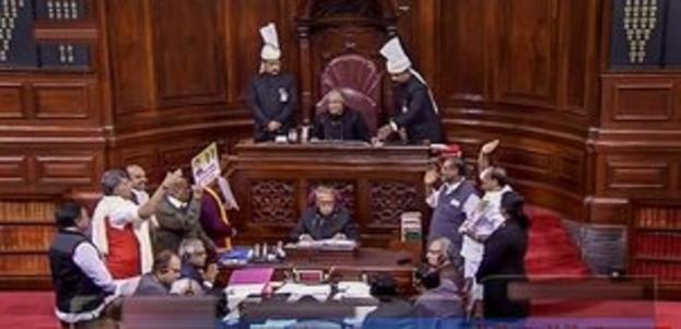 नागरिकता संशोधन विधेयक को संसद की मंजूरी, असम में व्यापक विरोध प्रदर्शन, गुवाहाटी में कर्फ्यू