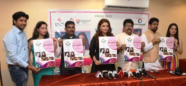 इंडो इजरायल कल्चरल फेस्टिवल-२०१९ का पोस्टर लांच मुंबई में हुआ