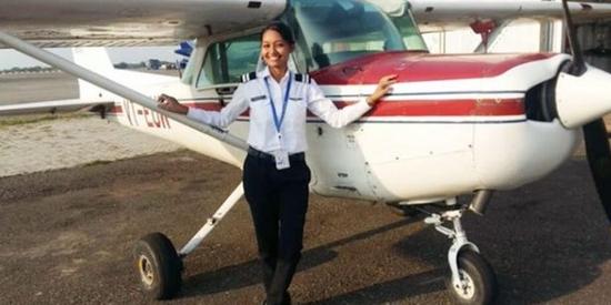 मलकानगिरि से पहली आदिवासी महिला बनी पायलट
