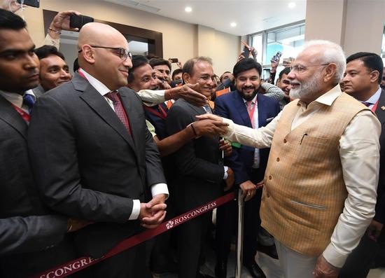 भारत और रूस अपने द्विपक्षीय संबंधों को मजबूती एवं विविधता प्रदान करना चाहते हैं: मोदी