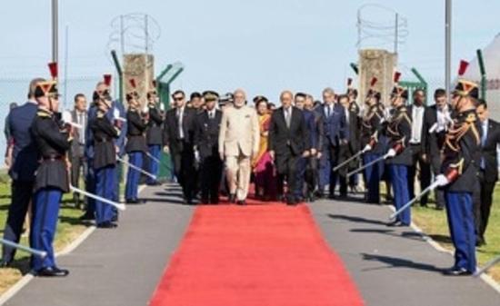 लोगों ने नए भारत के निर्माण के लिए मजबूत जनादेश दिया है: प्रधानमंत्री मोदी