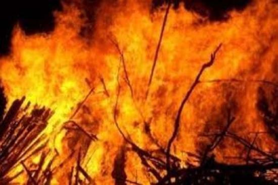 साइबेरिया में आग लगने से 11 कर्मचारियों की मौत: अधिकारी