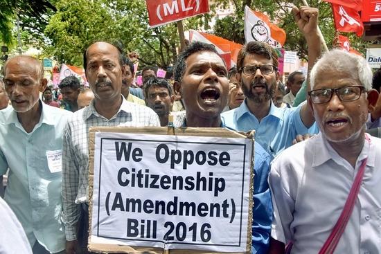 असम: नागरिकता विधेयक पर विरोध तेज़, भाजपा प्रवक्ता ने दिया इस्तीफ़ा