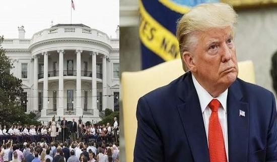 व्हाइट हाउस ने महाभियोग मामले की सुनवाई में भाग लेने से किया इनकार